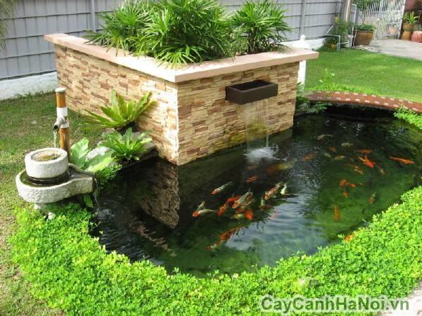 Phong cách thiết kế Tiểu cảnh sân vườn