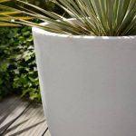 Chậu nhựa trồng cây composite iPot | IP-00012
