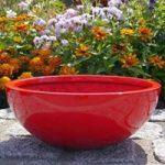 Chậu nhựa trồng cây composite iPot tròn| IP-00007