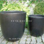Chậu trồng cây composite iPot cao cấp | IP-00014