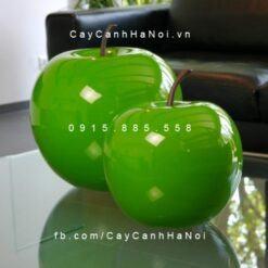 Trái cây composite iPot trang trí hình trái táo| IP-00165