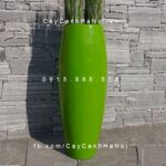 Chậu nhựa composite iPot bình hoa| IP-00153