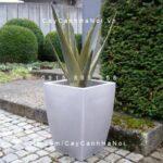 Chậu nhựa trồng cây composite iPot cao cấp| IP-00178