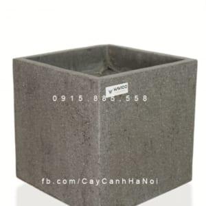 Chậu đá mài Lunt Havico vuông cao cấp| CM-281