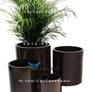 Chậu nhựa composite Havico Leno cao cấp| CB-319