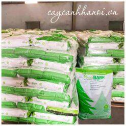 Vỏ thông Eco Bark trồng lan nhập khẩu Bồ Đầu Nha